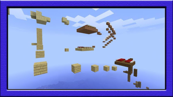 New parkour maps for mcpe 2 3 2 Android - Tải