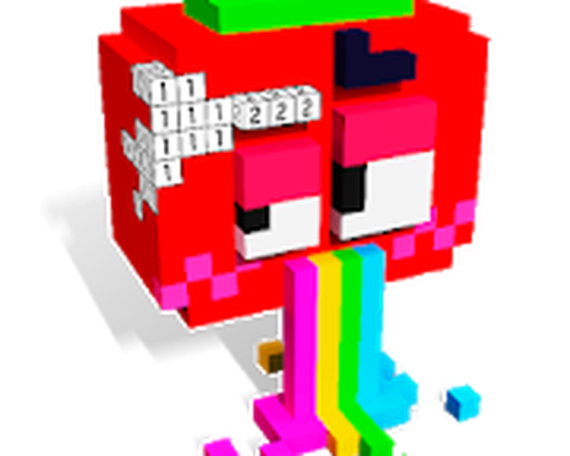 ColorVoxel - Color by Number 3D, Voxel Pixel Art Android - Free