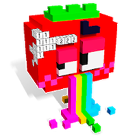 ColorVoxel - Color by Number 3D, Voxel Pixel Art App Android