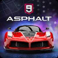 Иконка Asphalt 9: Легенды - Новая аркадная гонка