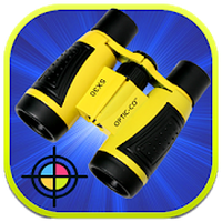 REAL TELESCOPIC BINOCULARS :SUPER ZOOM&CLEAR VIEW icon