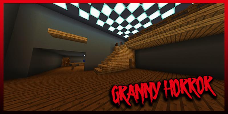 Descargar Granny Horror Mapa Del Juego Para Mseu 1 1 Gratis Apk Android