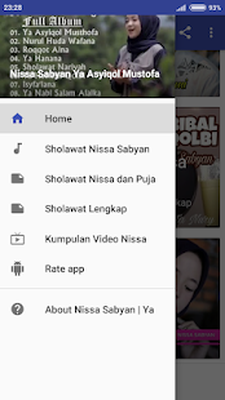 Nissa Sabyan MP3 Offline | Ya Asyiqol Android - Free