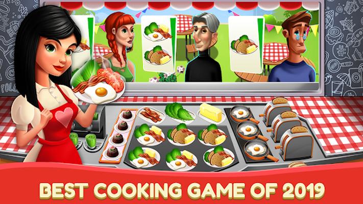 Mädchen Kochspiele