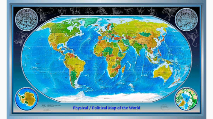 Download World Map 1 2 free APK Android