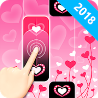 Piano Pink Tiles 2: Free Music Game Simgesi