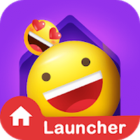 Ícone do IN Launcher - Themes, Emojis & GIFs