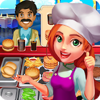 ไอคอนของ Cooking Talent - Restaurant manager - Chef game