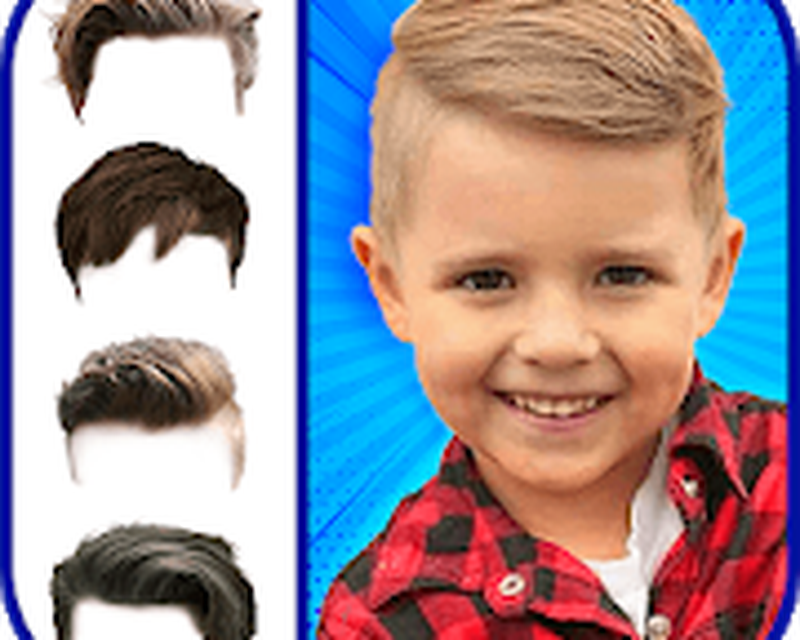 Boy Hair Changer Hair Style Photo Editor Android Free Download