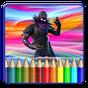 Drawing Fortnite Battle Royale Pro 1.0 APK
