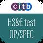 CITB op/spec HS&E test 2018 5.1.8