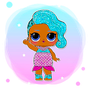 Lol Dolls Surprise Wallpapers Lock Screen 1.0 APK