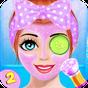 Sevimli kız makyaj salonu oyunu: yüz Makeover Spa 1.0.0 APK