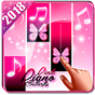 Couverture Pink Cute Piano Tiles for girl 4.1 APK