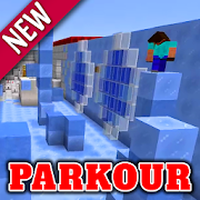 Ícone do apk Parkour Maps for Minecraft PE