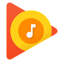 Icono de Google Play Music