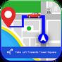 GPS、地図、ナビゲーション&道順 1.8