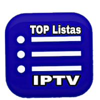 Ícone do apk Top Listas IPTV
