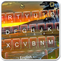 Live 3D Golden Beach Keyboard Theme 6.8.17.2018