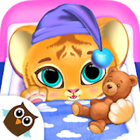 Baby Tiger Care - My Cute Virtual Pet Friend Simgesi