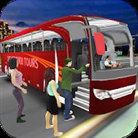 Ikon apk Simulator Sopir Bus Kota Baru 2018 Game Pro