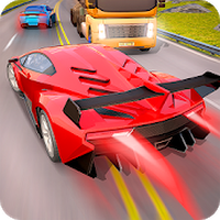 ไอคอนของ Traffic Racing - How fast can you drive?