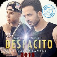 Icoană apk Despacito 2018 - Luis Fonsi - Top music 2018