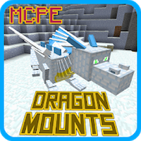 Dragon Mounts Mod for Minecraft PE APK アイコン