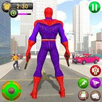 büyük Süper kahraman Kent Çalınması Mafya sokak APK Simgesi