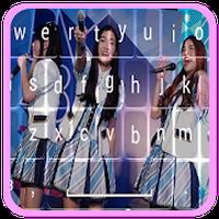 ไอคอน APK ของ BNK48 keyboard - BNK48 Emoji Keyboard