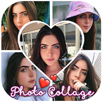 Ícone do Photo Collage Maker -  Photo Grid & Pic Editor