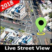 Icône apk GPS Outils 2018 - Vivre rue Vue & Vivre Adresse