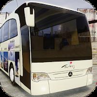 Otobüs Simülatör Oyunu Mercedes - Benz APK Simgesi