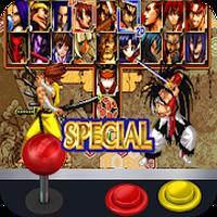 Code samsh5sp Samurai Shodown 5 Special apk icon