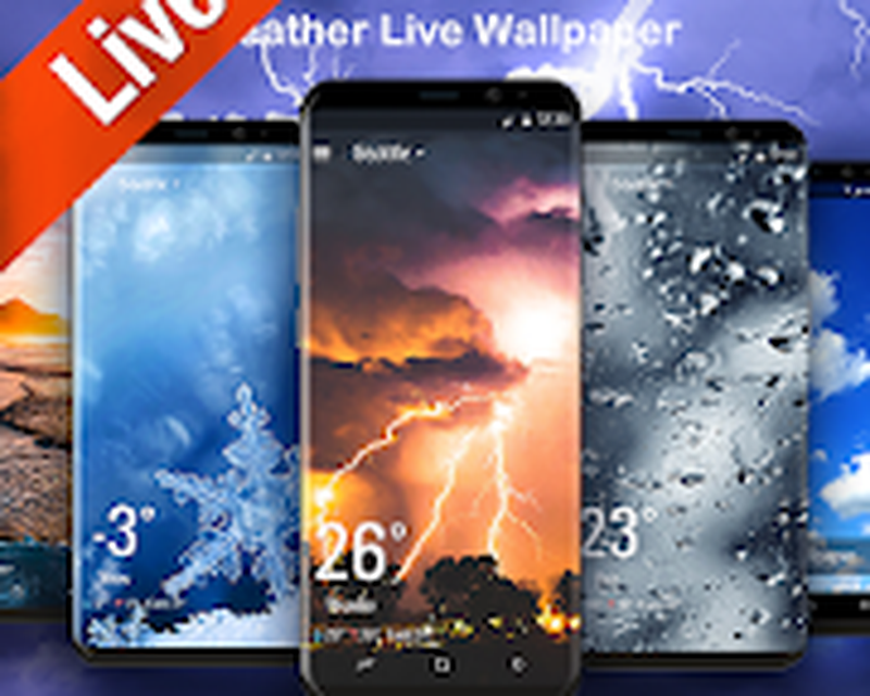 3d Weather Live Wallpaper For Free Android Free Download