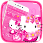 Cute Kitty Pink Cat Theme 1.1.3 APK