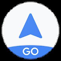 Google Maps Go için Navigasyon Simgesi