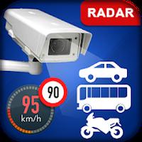 Speed Camera Detector - Traffic & Speed Alert apk icon