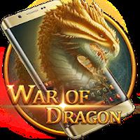 Ícone do War of dragon godzilla Keyboard