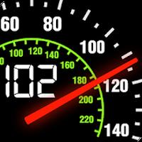 GPS Speedometer: HUD Digi Distance Meter icon