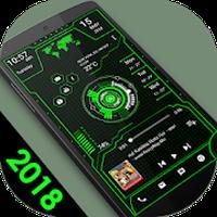 Innovative Launcher 2018 - High-tech theme icon