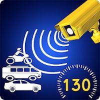 Icône apk Détecteur de caméra de vitesse GPS - Cartes de rou