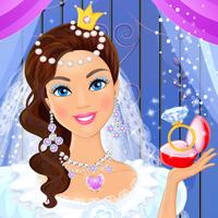 Εικονίδιο του Ντύσιμο Γάμου Πριγκίπισσας