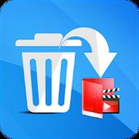 Recuperación de video eliminada: restaurar videos apk icono