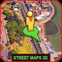 Ícone do apk VIVER Rua Visão HD- Rota Mapas Navegar