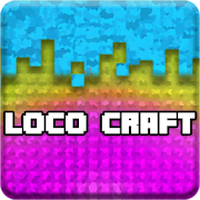 Icoană apk LOCO CRAFT : Survival and Creative