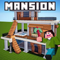 Houses and Mansion maps for MCPE 2.3.1