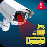 Biểu tượng apk Camera giám sát tốc độ: Đồng hồ tốc độ GPS Tốc độ