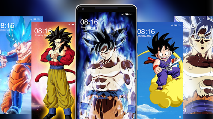 Download Goku Wallpaper Dragon Ball 1 1 0 Free Apk