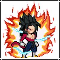 Baixar Power Saiyan Warriors: batalha de vingança 1 0 3 APK Android